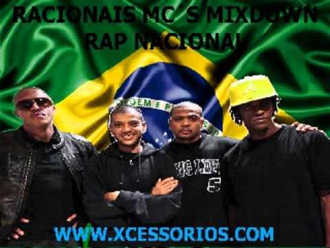 RACIONAIS MC´S MIXDOWN - VARIAS MUSICAS - RAP NACIONAL - FUNK