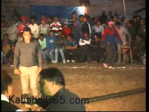 Bara Pind (Jalandhar) Kabaddi Tournament 20 Feb 2013 Part 6