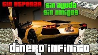 GTA V Online Dinero Infinito Sin Amigos, Sin Esperar Y