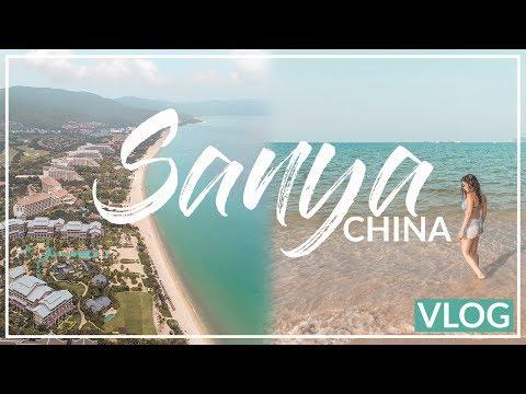 海南三亚,中国的夏威夷