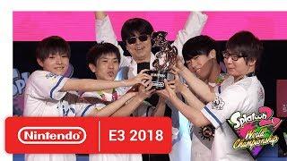 2018 Splatoon 2 World Championships - Finals - Round 7 - Nintendo E3 2018