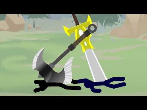 [Tập 2] Phim hoạt hình hài ước Liên minh huyền thoại: Demacia vs Noxus (LOL)