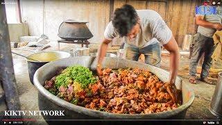 You Never Seen This Type Of Biryani Making   Muslim Mutton Briyani   Street Food