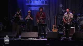 Mike Goudreau and The Boppin' Blues Band - Concert 2012