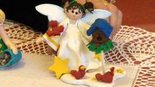Deb Shares More Original Polymer Clay Works Of Art