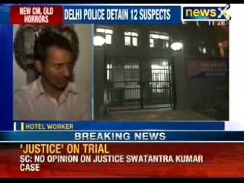 Danish women gang raped in New Delhi - NewsX