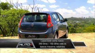Avaliação Do Novo Fiat Palio No Auto+ TV