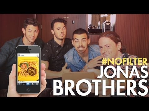 Jonas Brothers talk where Kevin's baby was conceived, facial hair, & new album!