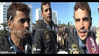 بالفيديو..جـــزائري مْوضر فالمغرب..بغيت نرجع لبلادي | خارج البلاطو