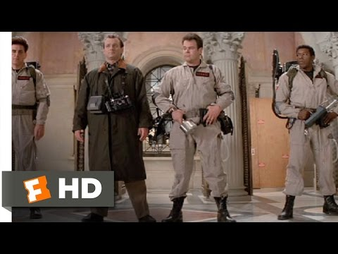 Ghostbusters 2 (4/8) Movie CLIP - Routine Spook Check (1989) HD