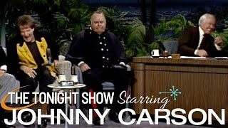 Johnny Carson: Jonathan Winters and Robin Wiliams, 1991