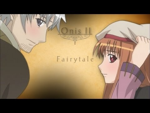 Holo and Lawrence Fairytale AMV, Spice and Wolf AMV featuring Fairytale by Alexander Rybak.