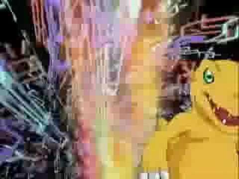 Digimon 1 opening