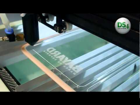 Laser Gravação em Acrílico Corte MDF