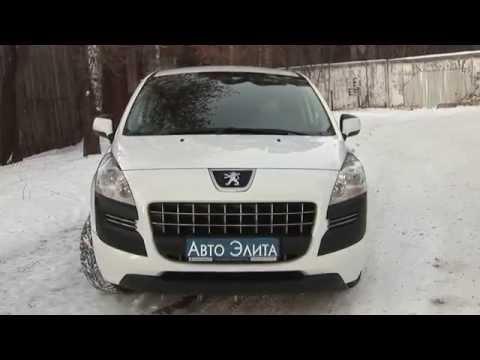 АвтоЭлита. Тест-драйв Peugeot 3008. Программа от 14.11.2015