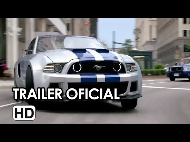 NEED FOR SPEED - Trailer HD Legendado (2014)