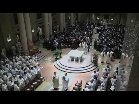 Mass of Chrism - 2015