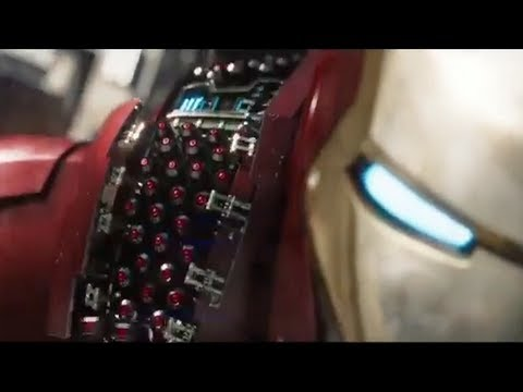 Iron Man 3 - Japanese Trailer  [HD]: Extra New Footage!, In this short new Japanese trailer for Marvel's Iron Man 3 (2013) we get to see a few extra new scenes from the movie! Are you pumped to see IRON MAN 3? We c...