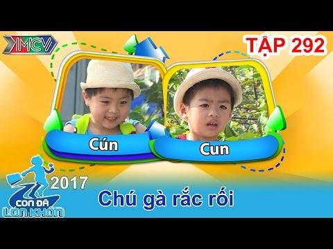 CON ĐÃ LỚN KHÔN | Tập 292 FULL | Hai anh em 4 tuổi