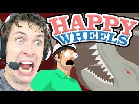 DEATH PLANET - Happy Wheels