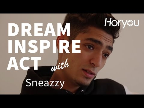 Sneazzy @ Cannes 2014 - Dream Inspire Act by Horyou