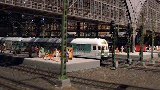 OKtoRail Modelleisenbahn und Schauanlage im Grugapark in Essen von Märklin