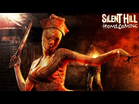 Silent Hill Homecoming - 9800GT