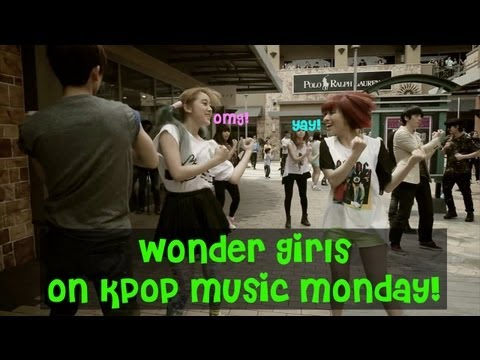 "Kpop Music Mondays - Wonder Girls ""Like This"", We talk about Wonder Girls' ""Like This"" and about JYP's lack of whispering for Kpop Music Monday! Subscribe for more Videos! ☞ http://www.youtube.com/subscri..."