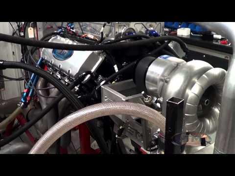 Paramount Racing Trinidad EFI ProCharger Conversion