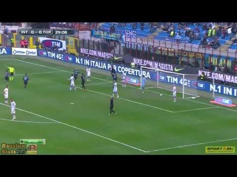 Inter vs Torino 1-0 Palacio Gol ampia sintesi 09.03.2014