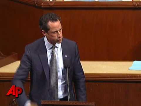 Raw Video: N.Y. Rep Weiner's Anti-GOP Rant