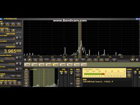Radio Taiwan International-German-3965khz