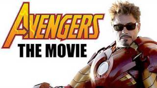 Iron Man 2, Thor, Captain America The Avengers Movie