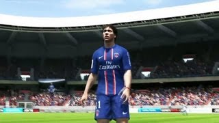 FIFA 13 Game : Paris Vs Marseille