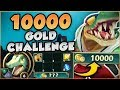 10K GOLD ACHIEVED WITH NO BACK CONQUEROR CROC IS NUTS RENEKTON SEASON 8 GAMEPLAY League of Legends