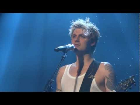 Falling Down - Nick Carter - I'm Taking Off tour 2011-11-05 Montreal