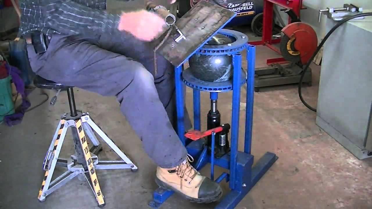 Homemade Welding Table Car Interior Design