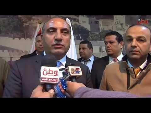 أمين عمان لـوطن: كافة إمكانيات أمانة عمان ملك للخليل