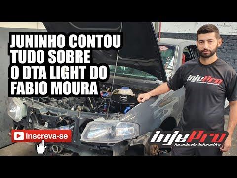 Juninho contou tudo sobre o DT-A Light do Fabio Moura - INJEPRO S8000