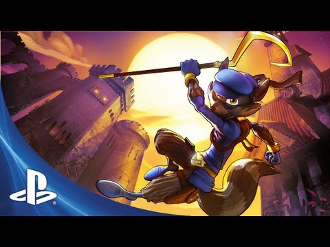 Sly Cooper: Thieves In Time Launch Trailer
