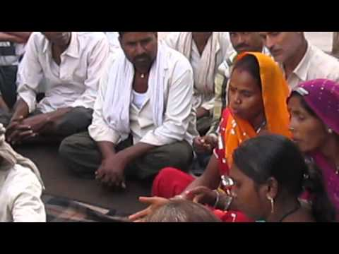 Kusum : a women farmer: Change agent of Caritas India HARIT PRAYAS initiative in Bundelkhand