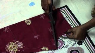 Punjabi Suit Tutorial Salwaar Cutting