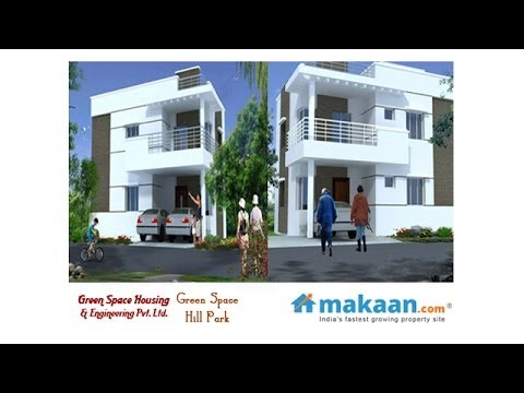 Green Space Hill Park, Manikonda, Hyderabad, Independent Duplex Villas