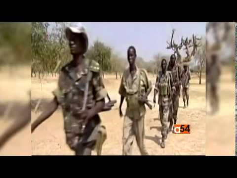Peace Talks in S  Sudan