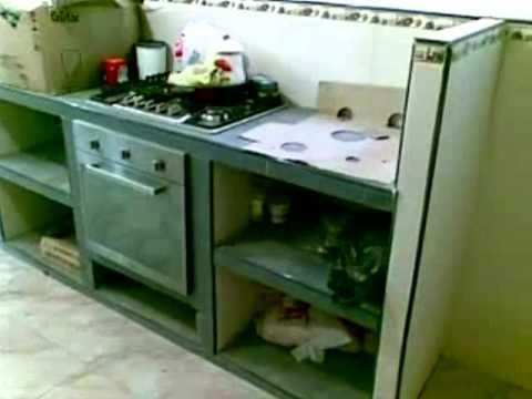Modelos de cocinas empotradas en ceramica y cemento imagui for Modelos de cocinas empotradas en cemento y porcelanato