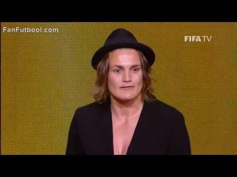 Nadine Angerer La Mejor Jugadora del Mundo 2013