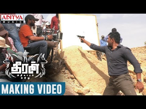 Khakee Movie Making Video