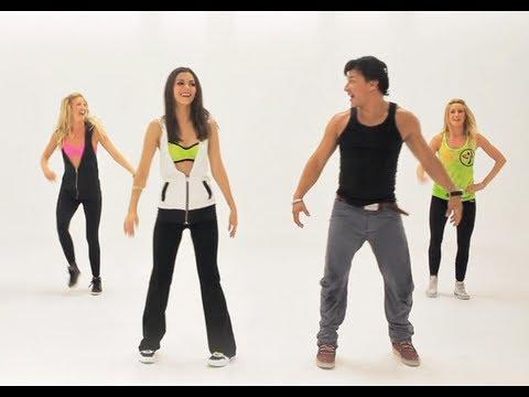 """Victoria Justice - """"Shake"""" - Zumba Video, Vic in her """"Shake"""" Zumba Video"""