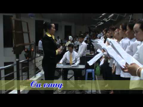 Thánh Lễ Kết Thúc Khóa Học Thanh Nhạc ( Khóa 2 ) - Gx Tam hải . Thủ Đức