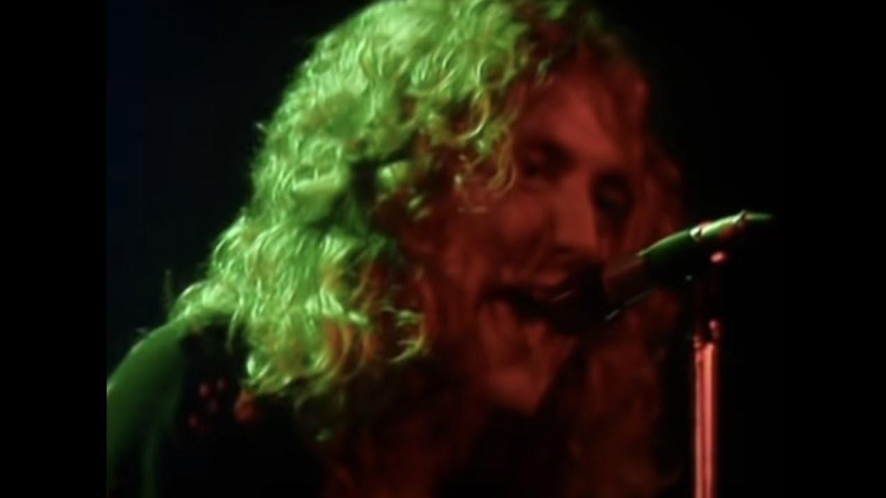 Led Zeppelin Bron-Y-Aur Stomp / Immigrant Song